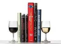 Wine, dine and read...