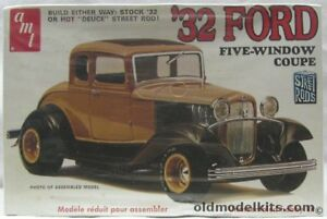 Looking for 1/24-1/25 Hot rod Models