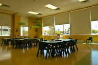 West Island -  Pierrefonds - Child care
