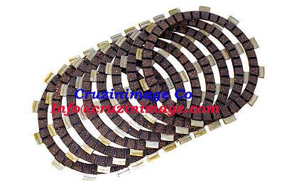 75 78 <em>YAMAHA</em> XS500 CLUTCH PLATES SET 8 FRICTION PLATES INCLUDE CD2255