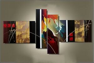 4026-Hand made Abstract Art , Brand new, oil painting  on Canvas