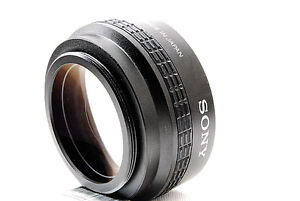 SONY Teleconversion Lens VCL-1446C Video 8 To Fit 46mm (new) Kingston Kingston Area image 2