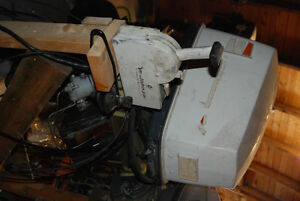 Johnson Outboard 115 HP   NOT RUNNING