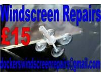 Windscreen Chip Repairs