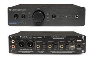 Cambridge Audio DAC MAGIC PLUS D/A-Wandler black