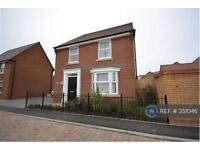 4 bedroom house in Arnold Drive (Priors Hall Park), Northants, NN17 (4 bed)