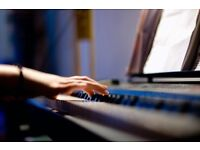 Piano, Singing and Music Theory Private Tuition- willing to travel to your home