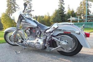 Harley Fat Boy screaming eagle CVO 1690 cc a vendre