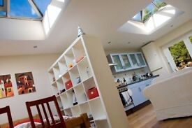 Large, High Spec Studio Flat with Private Garden to Rent
