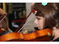 Violin teacher based in South Belfast - willing to travel. Fee negotiable