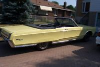 RARE 1967 Chrysler Newport convertible