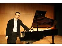 Lessons from a concert pianist in London