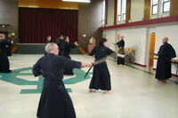 Learn Japanese Sword at the YMCA in the Fall