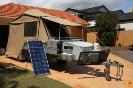 2005 Aussie Swag Ultra - Camper Trailer Ormiston Redland Area Preview