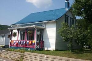 Chalet/Maison à vendre - L'Anse-Saint-Jean, 8 St-Thomas Sud Saguenay Saguenay-Lac-Saint-Jean image 1