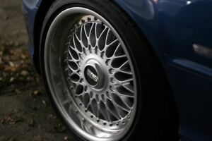 BMW Style-5 / BBS RS 090 17x8 et20 with 215-40-17 Dunlop DZ101