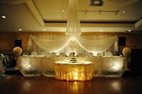 Wedding Decorations & Chair Covers