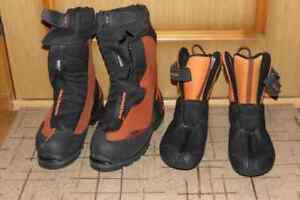 Awesome mountain boots US 6.5