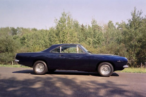 '67 Notchback Barracuda