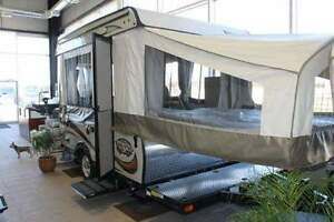 2013 Viking pop up trailer- off grid package. Barely used