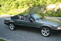 1989 Mustang LX Convertible 5.0L HO