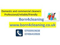 Do you require a cleaner for your home or business?