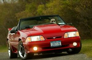 87-93 FORD MUSTANG CERVINI 3 INCH COWL ONLY $399