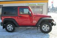 2007 Jeep Wrangler - Two Tops