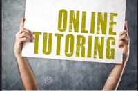 ENGLISH/MATH/ESL TUTOR AVAILABLE (ONLINE - $15-$20/H)