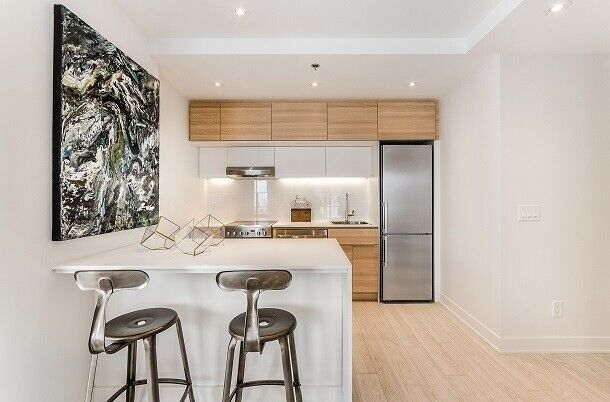 2 Bedroom Loft Style Griffintown Apartment | Locations ...