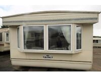 Static Caravan for Sale - Double Glazed and Central Heated- Perfect for Self Build