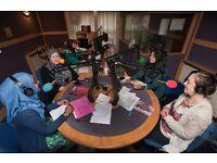 Broadcast Studio Radio Station Table Furniture Suite Bargain!