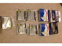 9 x Inkjet cartridges