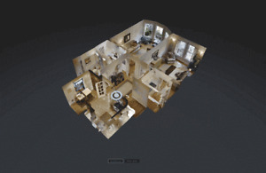 3D Virtual Tours & Services for Real estate and Rental