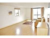 NEW TOP FLOOR 1 BEDROOM APARTMENT IN CANARY WHARF WALKING DISTANCE TO DLR DO NOT MISS OUT