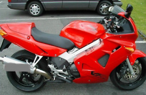 Awesome 99 Honda VFR 800 (INTERCEPTOR) U.S. Model. May do trade
