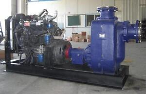 """TRASH PUMP 6"""" HEAVY DUTY DIESEL BRAND NEW GREAT FOR MINING  ETC Prince George British Columbia image 1"""