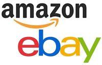 Revendeur de produits commerce électronique EBAY AMAZON