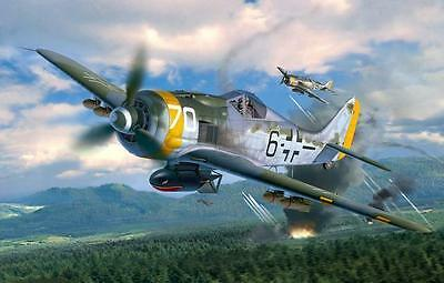 Revell Focke Wulf Fw190 F-8 1:32 Revell 04869  X
