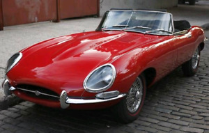 !Old jaguar e-type XKE XK or Mercedes Sl pagode 55-76 Wanted!!