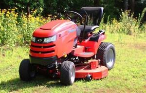 Save $300 - $1200 On All Remaining Tractors at CR Yardworks & Equipment!