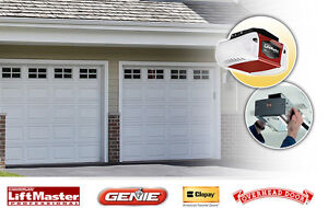 $95 Garage Doors Opener Installation &Repair London Ontario image 5