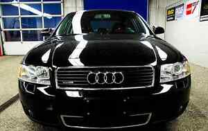 PART OUT 2004 Audi A4 Sports Package Sedan Black 6MT Leather