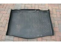 Genuine Ford Focus 2011-2014 anti slip boot mat / liner / tray.