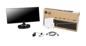 LG ultra-wide monitor 25 inches