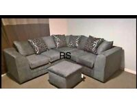 Lovely brand new Shannon large corner grey or 3+2 available