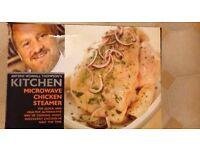 Antony Worrall Thompson's Kitchen Microwave Chicken Steamer