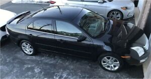 2008 Ford Fusion SEL V6 Low Kms
