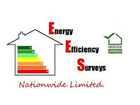 Loft insulation Surveyor/Canvessor ECO funding