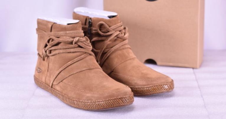 UGG Reid Chestnut Ankle Boot Women's sizes 5-11/NEW!!!
